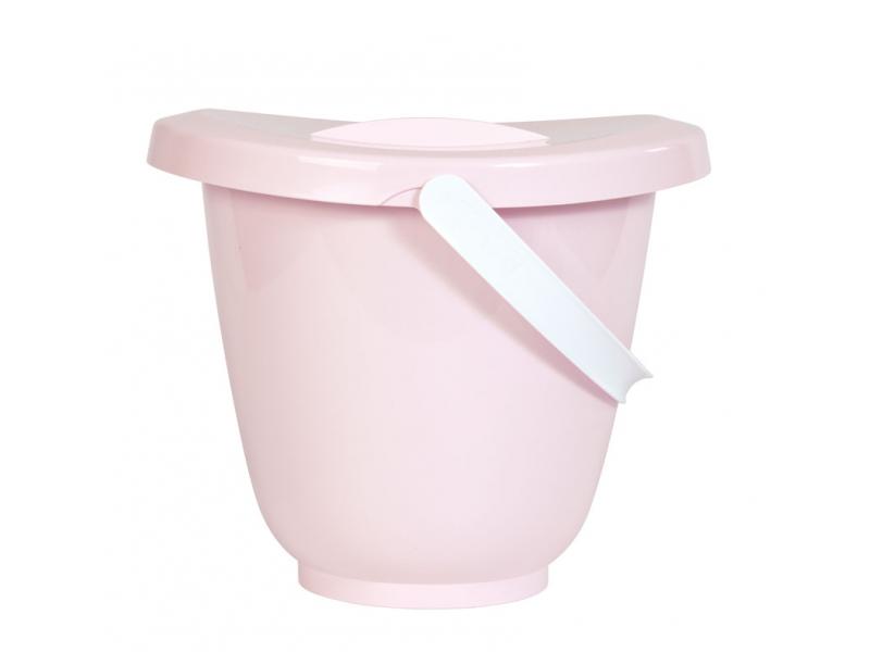 Luma kyblík na pleny s víkem Pretty pink