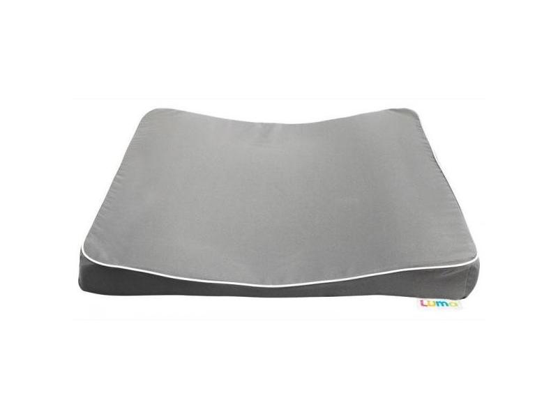Luma Velká přebalovací podložka XL dark grey
