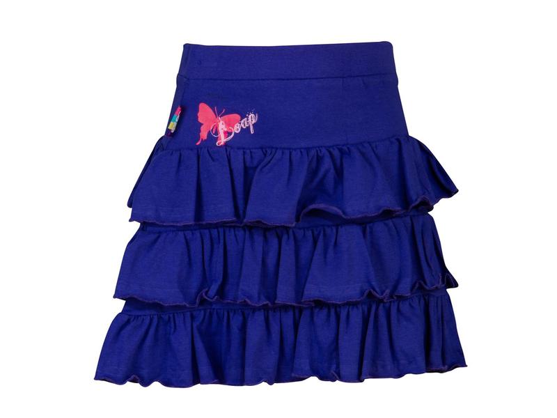 Loap Kids PASKI-sukně fialová -104