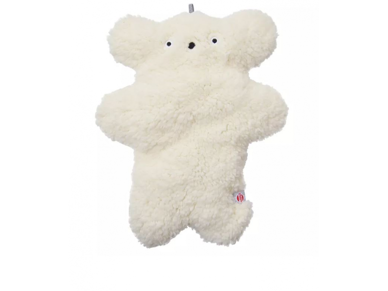 Fuzzy Sherpa Scandinavian Off-White S 1