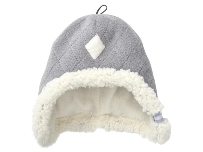 Lodger Hatter Fleece Scandinavian Greige 3-6 měsíců