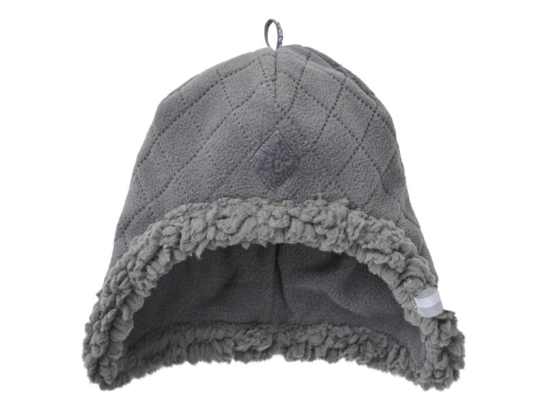 Lodger Hatter Fleece Scandinavian Coal 0-3 měsíce