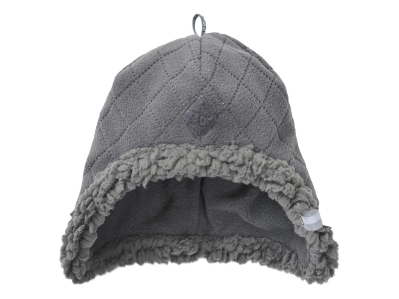 Lodger Hatter Fleece Scandinavian Coal 3-6 měsíců