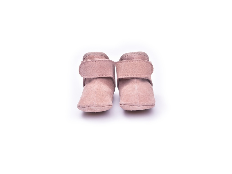 Lodger Walker Leather Basic Pink 15 - 18 měsíců
