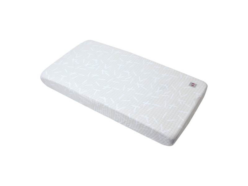 Lodger Slumber Sprinkle Print do postýlky Ivory
