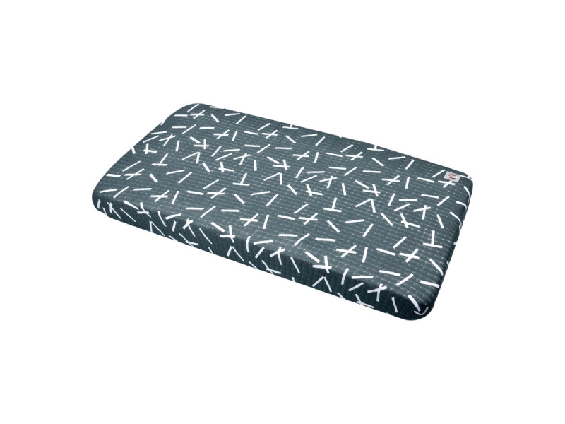 Lodger Slumber Sprinkle Print do postýlky Carbon