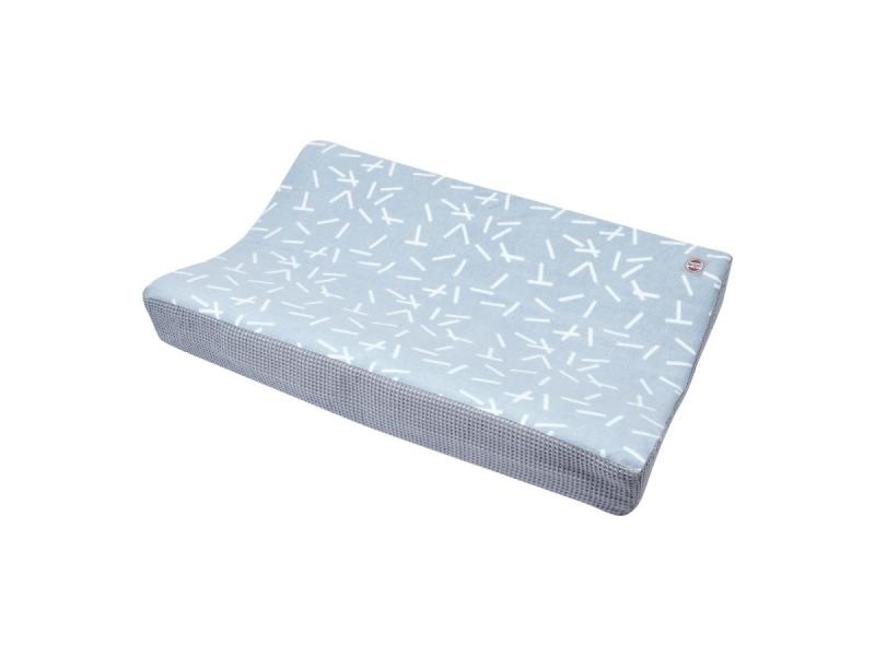 Changer Flannel/Honeycomb Steel Grey 1