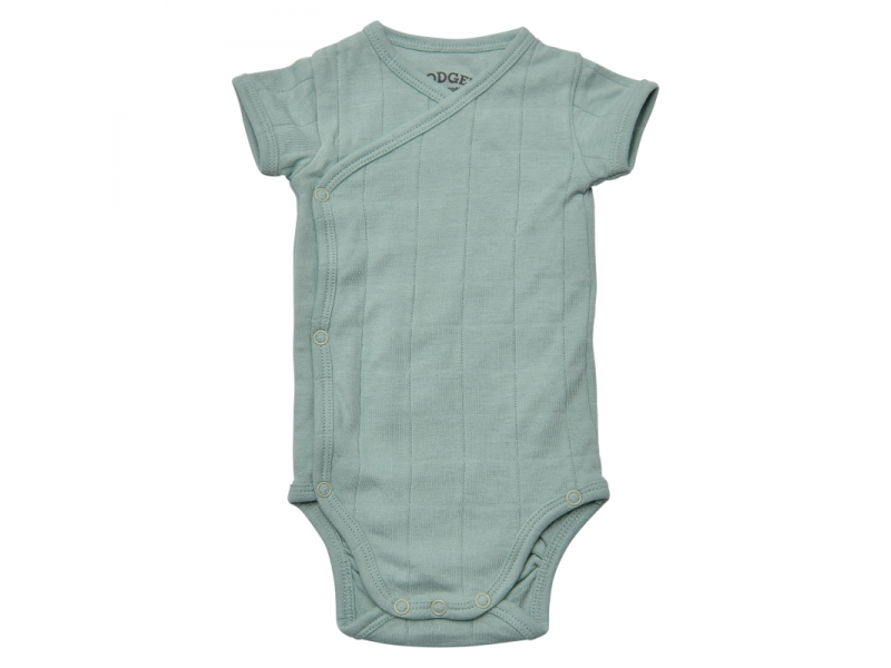 Lodger Body Romper Fold Over Solid Feather vel. 56