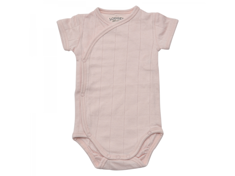 Body Romper Fold Over Solid Soft-Skin vel. 56 1