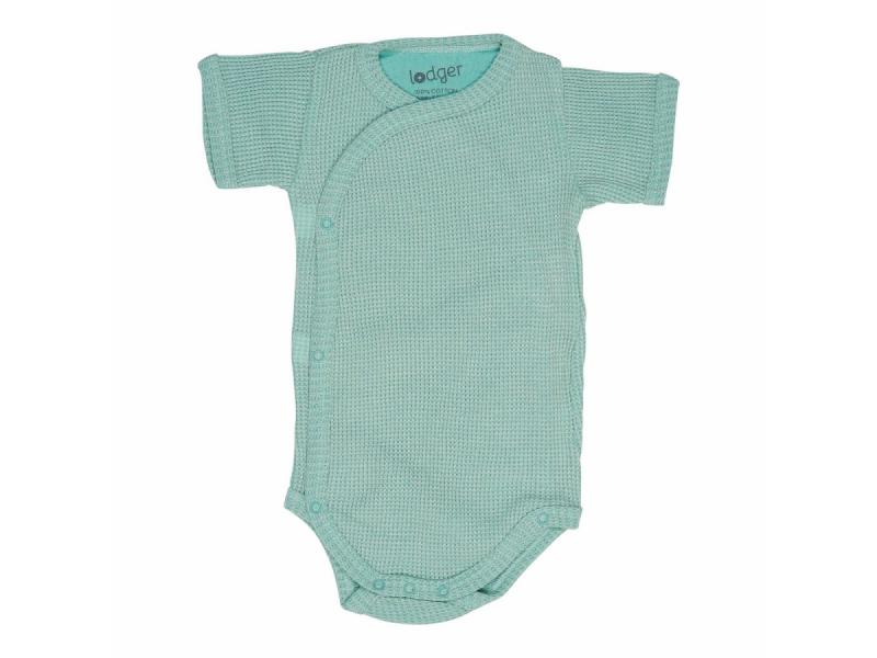 Lodger Romper Short Sleeves Ciumbelle Silt Green vel. 68