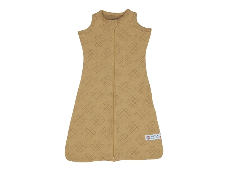 Hopper Sleeveless Empire Caramel vel. 86/98 1