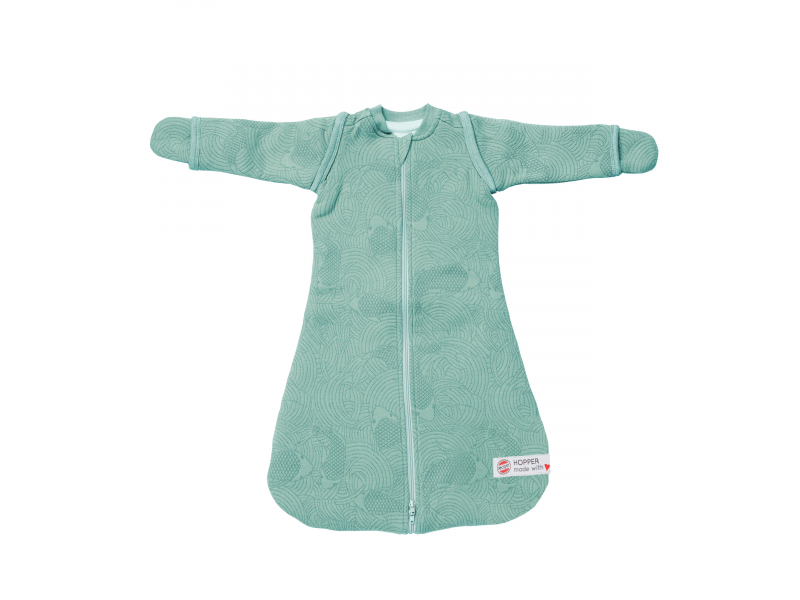 Hopper Sleeves Empire Silt Green 86/98 1