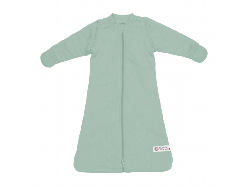 Hopper Sleeves Solid Silt Green 86/98 1