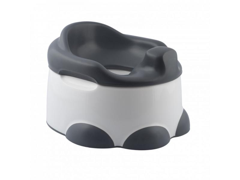 multifunkční nočník STEP´n POTTY Slate Grey 1