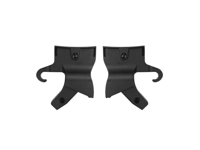 Oyster MAX TANDEM adaptéry BLACK