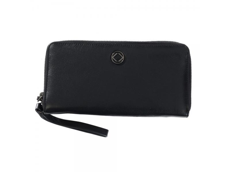 KERIKIT MILLY BLACK - kožená peněženka 93e1d93efd