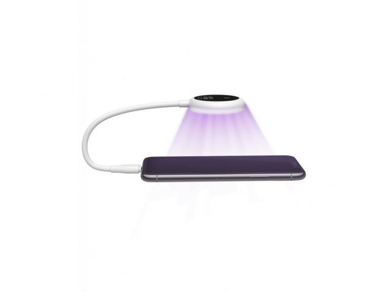 UV-C UNIVERZÁLNÍ DEZINFEKČNÍ LAMPA MINISUN2 USB-C 1