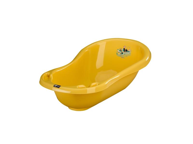 Gmini Vanička Krteček 100cm-žlutá