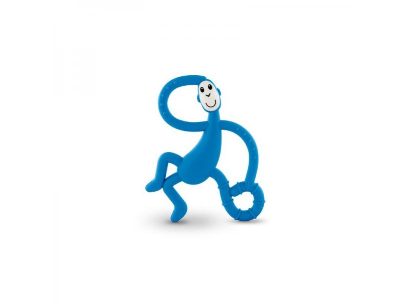 Dancing Monkey Teether, modrá 1