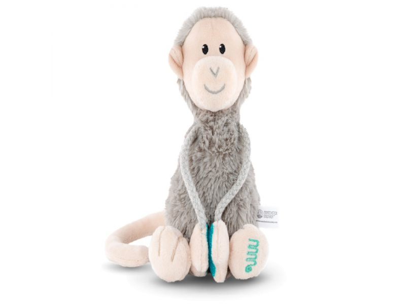 Plyšová opice, velká 1