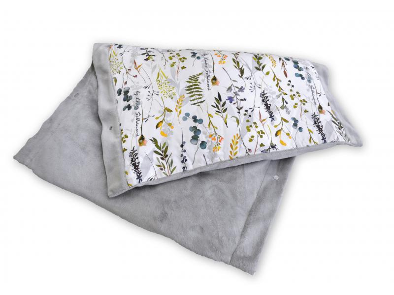 Celoroční deka - louka 1