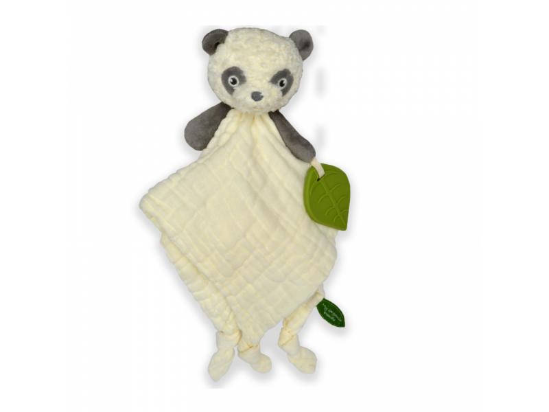 Moje panda muchláček s kousátkem 1
