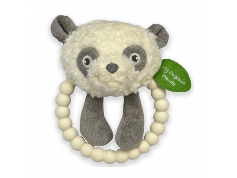 Moje panda - silikonové kousátko 1