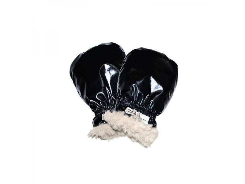 7AM Enfant Dětské rukavice Polar Mittens Black, vel. XL (2-4 r)