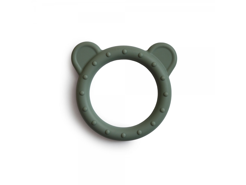 silikonové kousátko BEAR, Dried Thyme 1