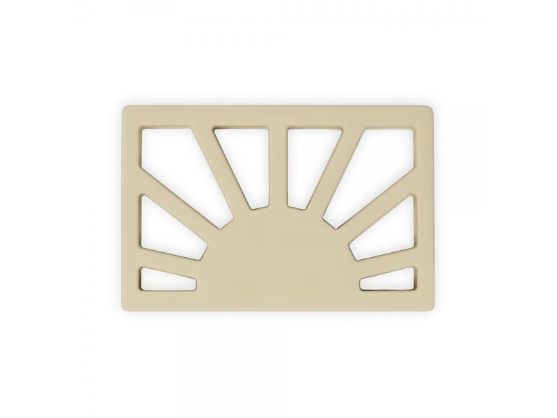 silikonové kousátko SUN, Sand 1