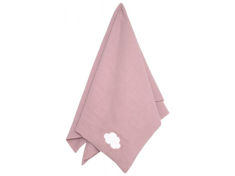 Dětská deka růžová 1