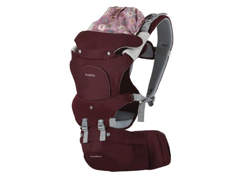 Zopa Nosič na dítě Active Hipseat Purple