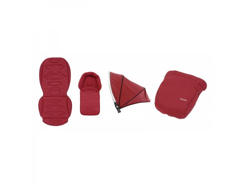 Oyster 2/MAX colour pack k sedací části TANGO RED