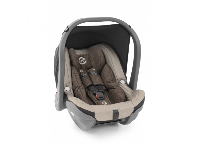 Oyster Carapace INFANT ( i-Size ) autosedačka - PEBBLE