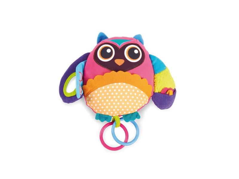 O-oops Best Friend! - Multifunkční hračka Sova