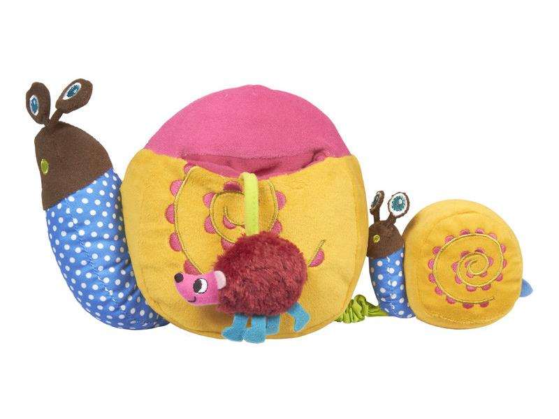 O-oops Best Friend! - Multifunkční hračka Šnek