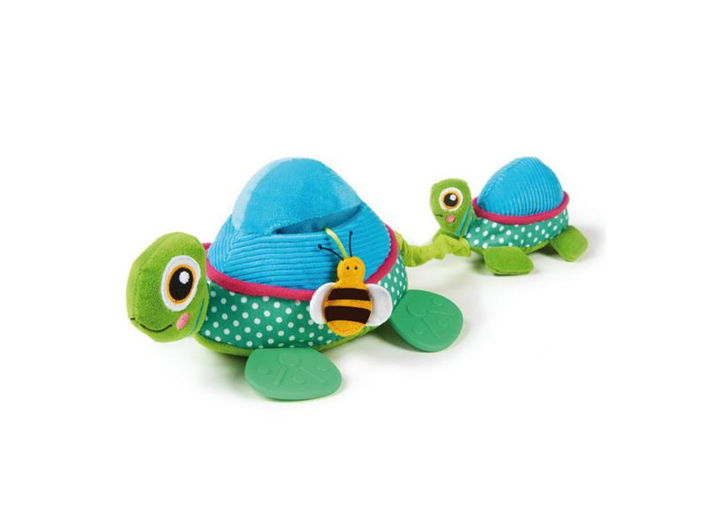 O-oops Best Friend! - Multifunkční hračka Želva