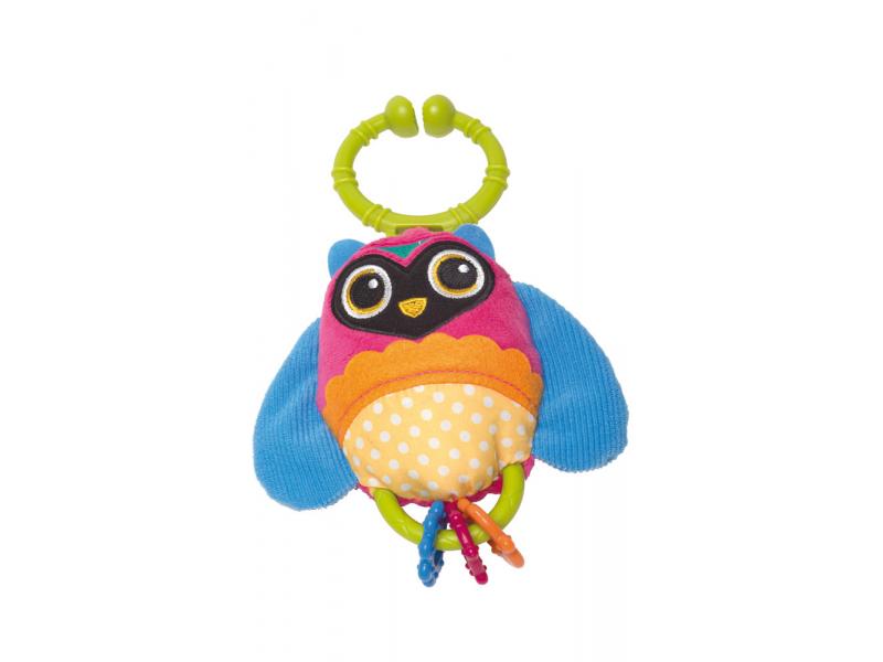 O-oops Easy-Friends! - Multifunkční hračka Sova