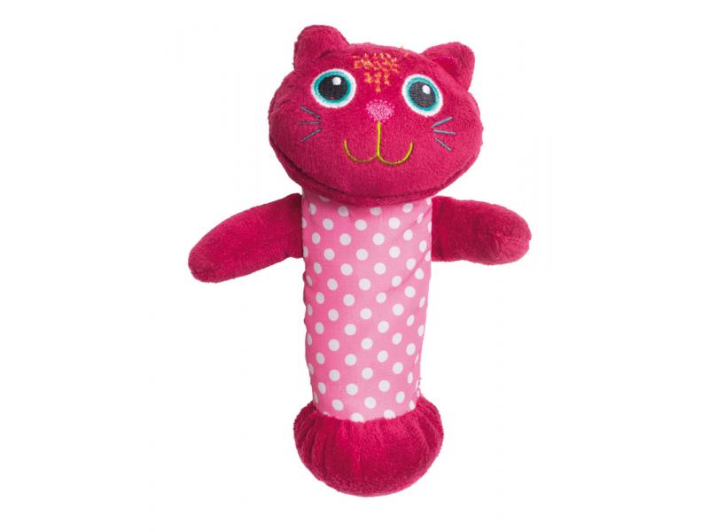 O-oops Easy-Squeak! - Pískací hračka Kočka