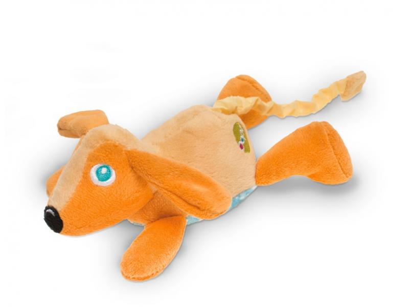 O-oops On the Go Friend! - Pohyblivé a vibrační zvířátko Pes