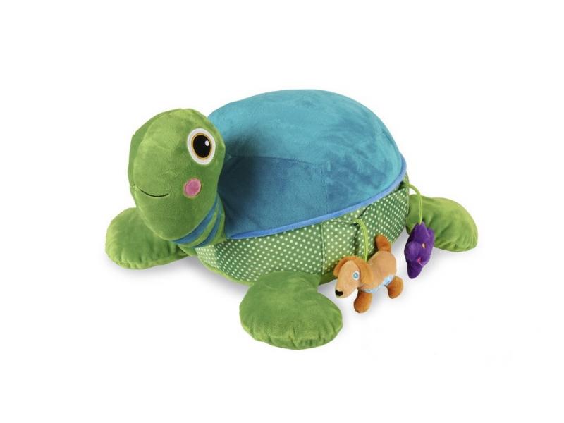 O-oops Soft Friend - Velké zvířátko na hraní Želva