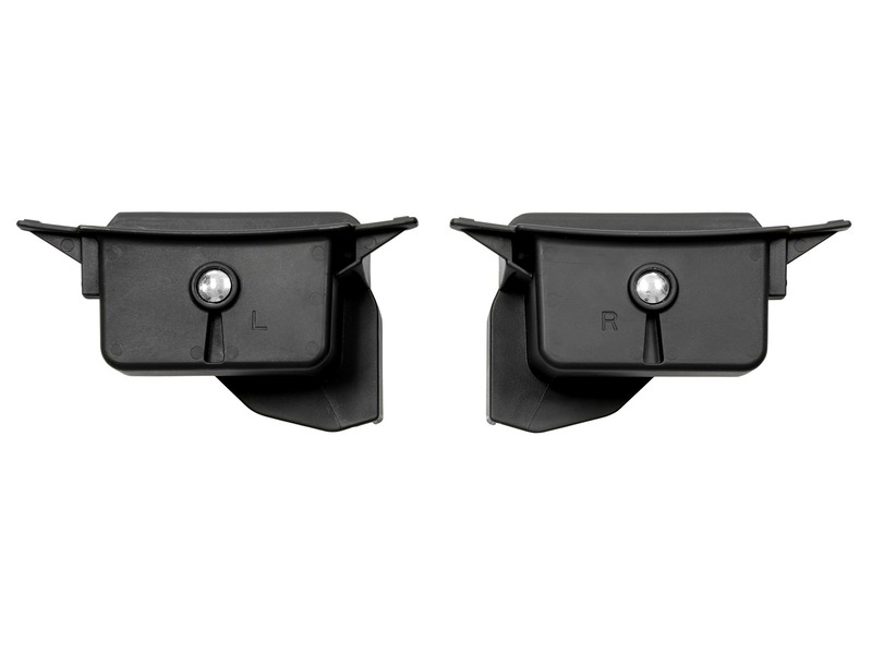 Oyster ZERO adaptér na korbu barva BLACK