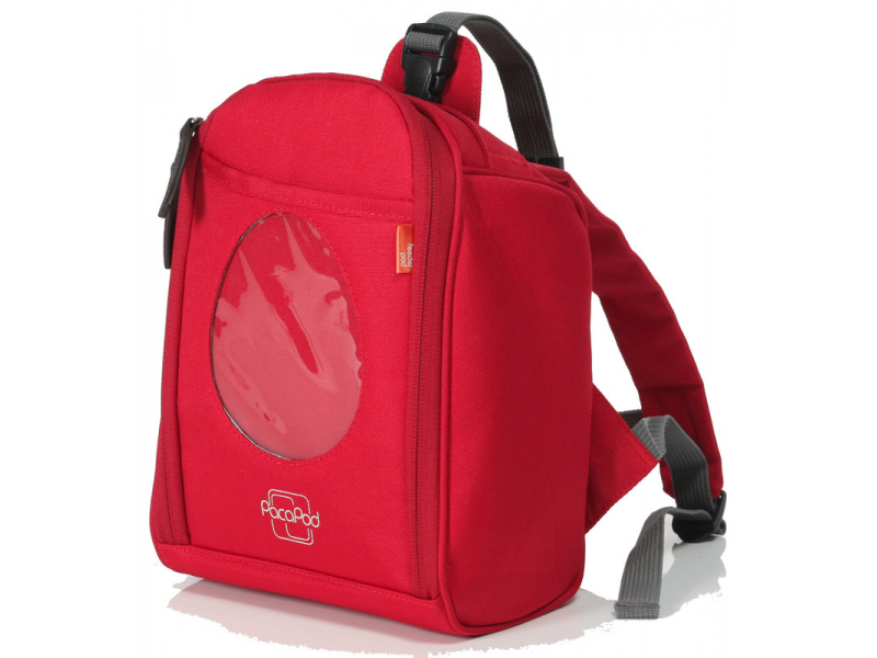 PacaPod BATŮŽEK Feeder Pod - červený