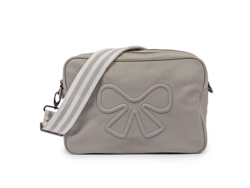 Pink Lining HOXTON světle šedá - přebalovací taška