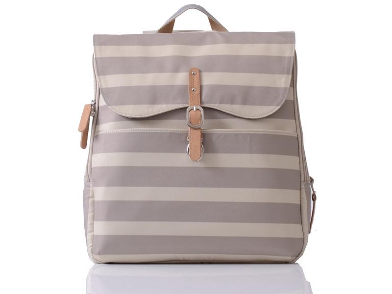 PacaPod HASTINGS béžová - batoh i přebalovací taška