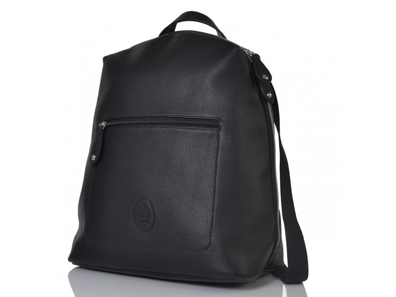 PacaPod HARTLAND černá - přebalovací taška i batoh