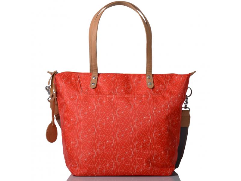 PacaPod COLBY červená - přebalovací taška