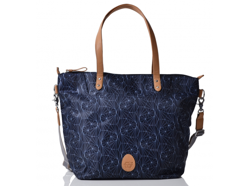 PacaPod COLBY modrá - přebalovací taška