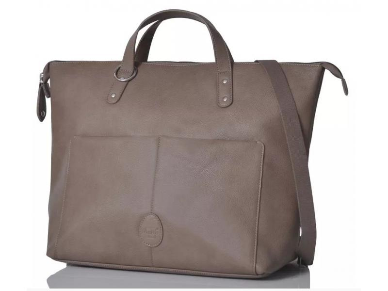 PacaPod SAUNTON latte - přebalovací taška i batoh