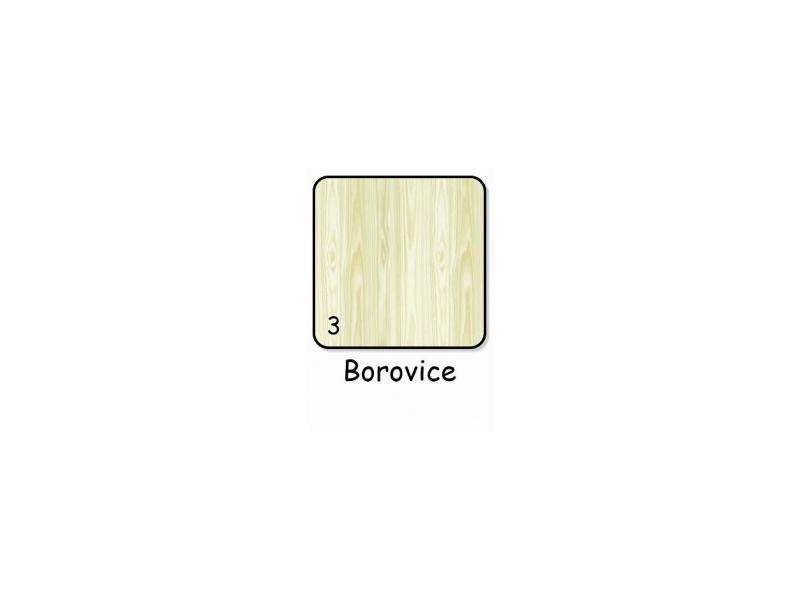 Puppolina Komoda Nella 70x87x87 Borovice